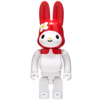400% Rabbrick - My Melody (Red)