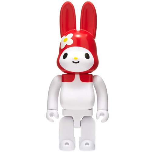 Medicom Toys 400% Rabbrick - My Melody (Red)