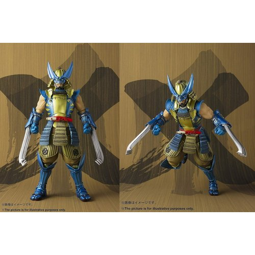 Bandai Muhoumono Wolverine (X-men) by Tamashii Nations