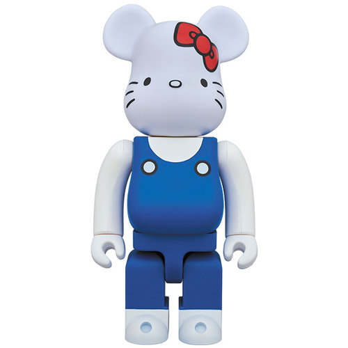 Medicom Toys 1000% Bearbrick - Hello Kitty (70's Generation)
