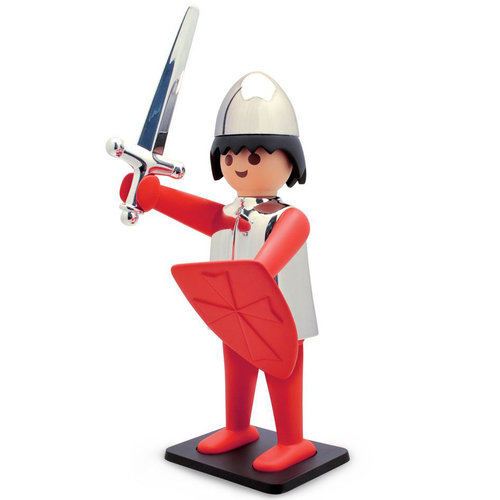 Plastoy Knight Statue by Playmobil