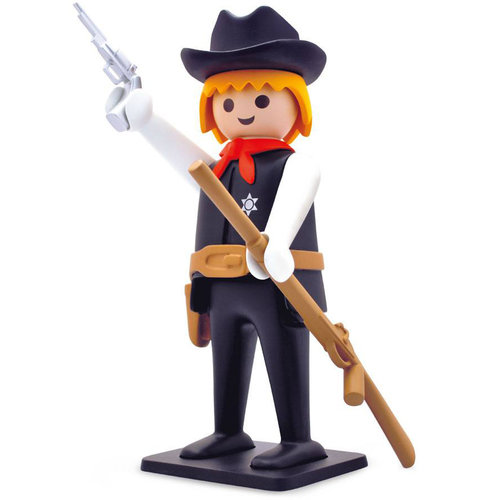 Plastoy Sheriff Statue by Playmobil
