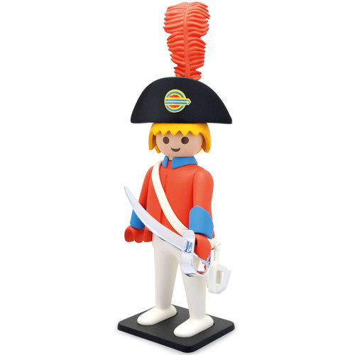 Plastoy Redcoat Officer Statue by Playmobil