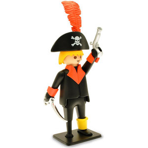 Plastoy Pirate Statue by Playmobil