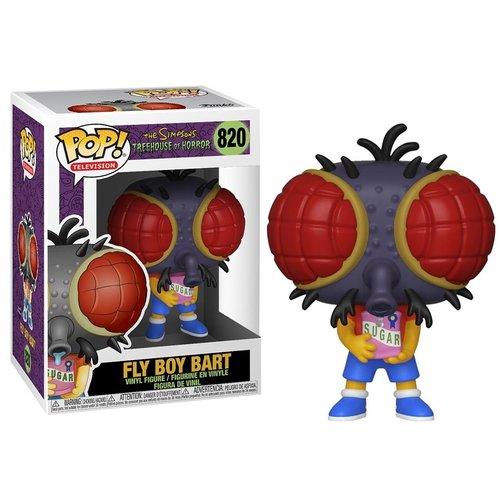 Funko Fly Boy Bart (Simpsons - THOH) #820 - POP! TV