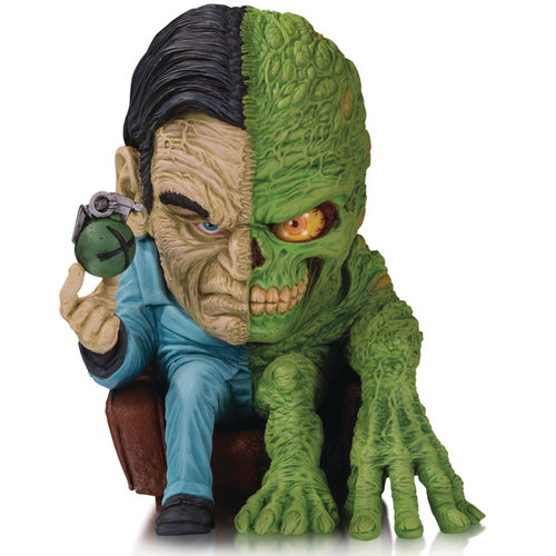 DC Collectibles Two-Face (Batman) by James Groman x DC Comics