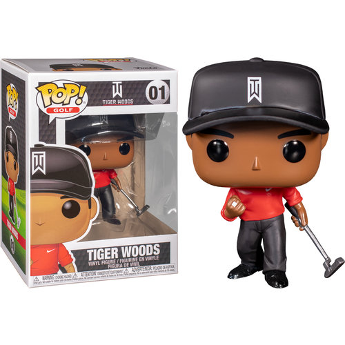 Funko Tiger Woods #01 - POP! Golf