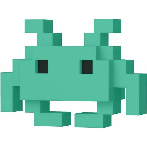 Funko Teal Space Invader - #033 - POP! 8-Bit