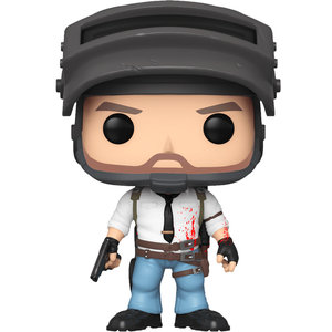Funko Lone Survivor (PUBG) #556 - POP! Games