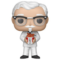 Colonel Sanders #04 (KFC) POP! Icons
