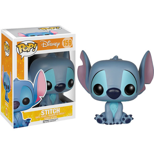 Funko Stitch Seated #159 (Lilo & Stitch) POP! Disney