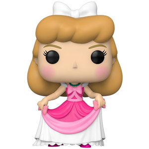 Funko Cinderella w/ Pink Dress #738 (Cinderella) POP! Disney