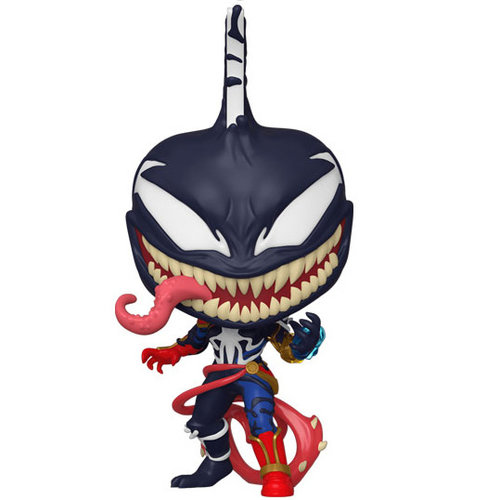 Funko Venomized Captain Marvel #599 (Venom Series) POP! Marvel