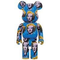 1000% Bearbrick - Andy Warhol (Marilyn Monroe)