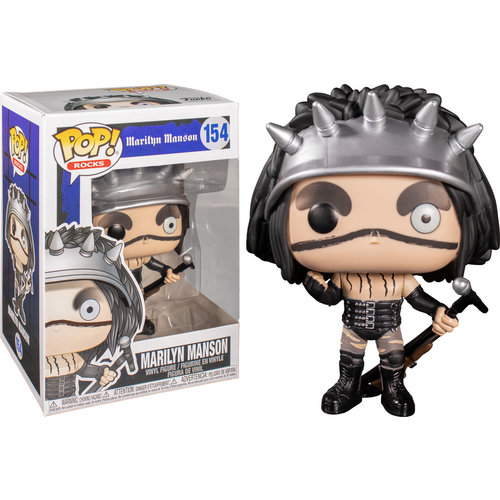 Funko Marilyn Manson (Original) #154 - POP! Rocks
