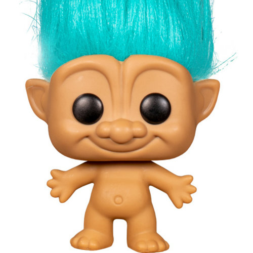 Funko Teal Troll (Good Luck Trolls) #02 - POP! Trolls