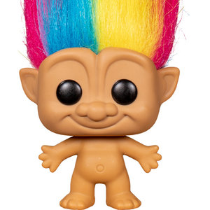 Funko Rainbow Troll (Good Luck Trolls) #01 - POP! Trolls