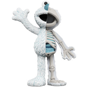 Mighty Jaxx Elmo (Eskimo) XXRAY Plus by Jason Freeny x Sesame Street