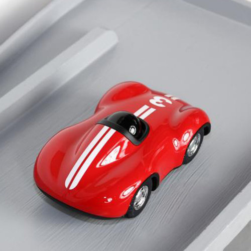 Playforever Speedy le Mans - No. 3 (Red)