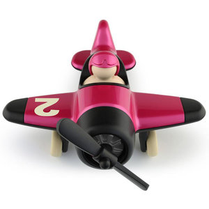 Playforever Mimmo Aeroplane - Betty (Pink)
