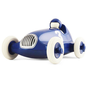 Playforever Bruno Racing Car (Metallic Blue)