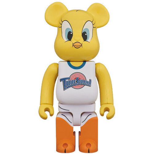 Medicom Toys 400% Bearbrick - Tweety (Space Jam)