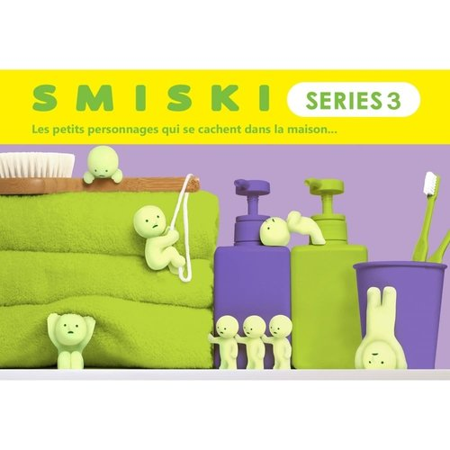 Dreams Inc. Smiski Series 3