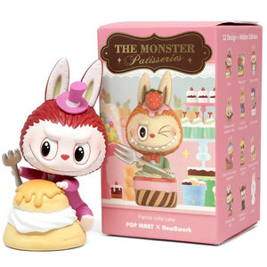 Pop Mart Labubu - Monster Patisseries Series by How2Work
