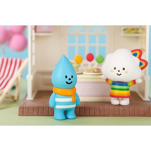 Pop Mart Mr. White Cloud - Series 1 by Fluffy House