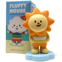 Mr. White Cloud - Series 1 by Fluffy House