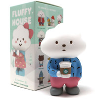 Mr. White Cloud - Winter Series by Fluffy House