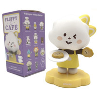 Mr. White Cloud - Fluffy Cafe Series by Fluffy House
