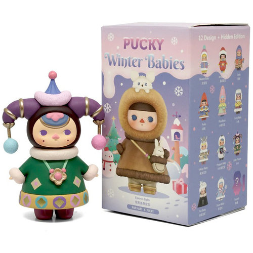 Pop Mart Pucky - Winter Babies Series