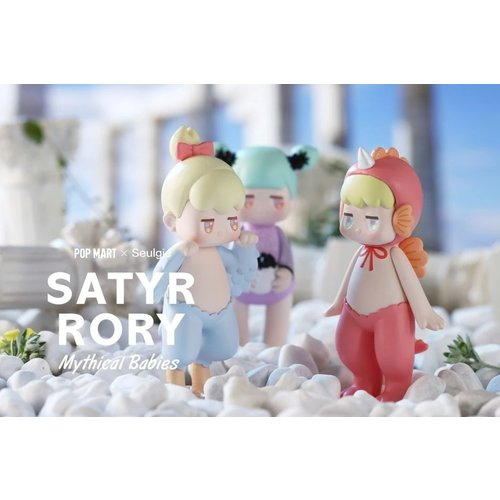 Pop Mart Satyr Rory - Mythical Series by Seulgie Lee