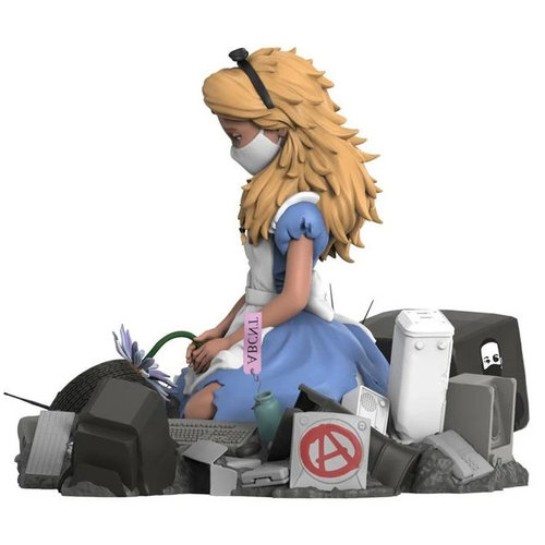 Mighty Jaxx Alice In Wasteland by ABCNT