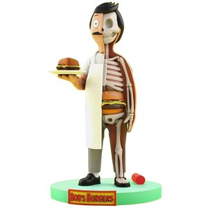 Mighty Jaxx Bob Belcher (OG) Bob's Burgers XXRAY Plus by Jason Freeny