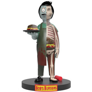 Mighty Jaxx Bob Belcher (Kales From The Crypt) Bobs Burgers XXRAY Plus by Jason Freeny