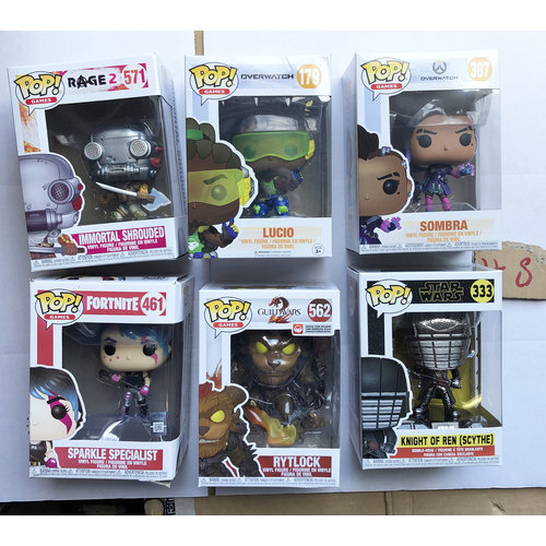 Funko Funko POP! - Damaged Box set #08 by Funko
