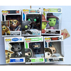 Funko Funko POP! - Damaged Box set #19 by Funko