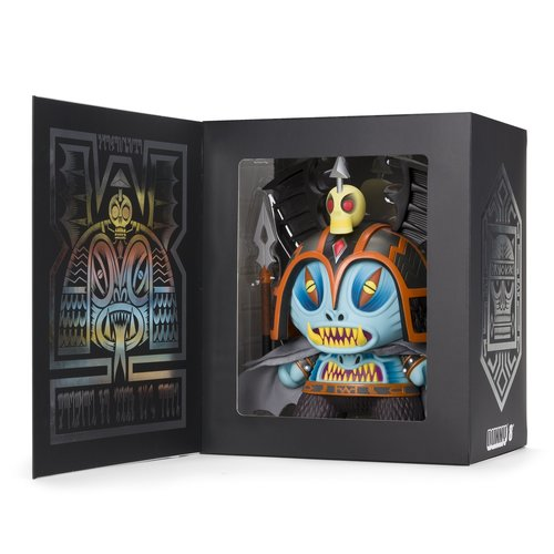 "Kidrobot 8"" Harbinger Dunny by Martin Ontiveros"
