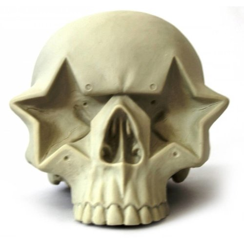POPaganda Star Skull (Bone White) by Ron English