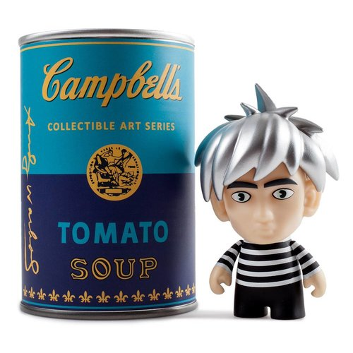 Kidrobot Andy Warhol Campbell's Soup Can Series 1