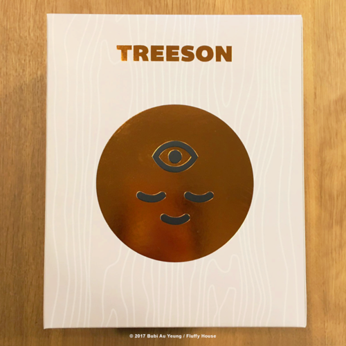 Fluffyhouse Golden Treeson by Bubi Au Yeung