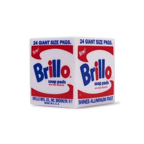 Kidrobot Andy Warhol Brillo Box Series 1
