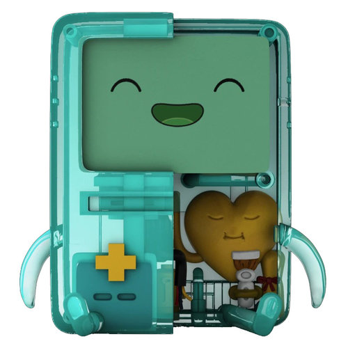 Mighty Jaxx BMO (Clear) Adventure Time XXRAY Plus by Jason Freeny