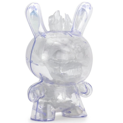 "Kidrobot 8"" Krak Dunny (Crystal) by Scott Tolleson"