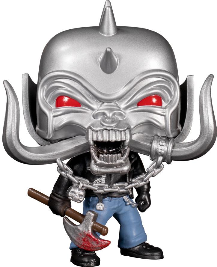Warpig #163 (Motörhead) POP! Rocks by Funko - Mintyfresh