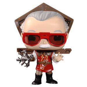 Funko Stan Lee (Ragnorok) #655 (Thor 3) POP! Marvel