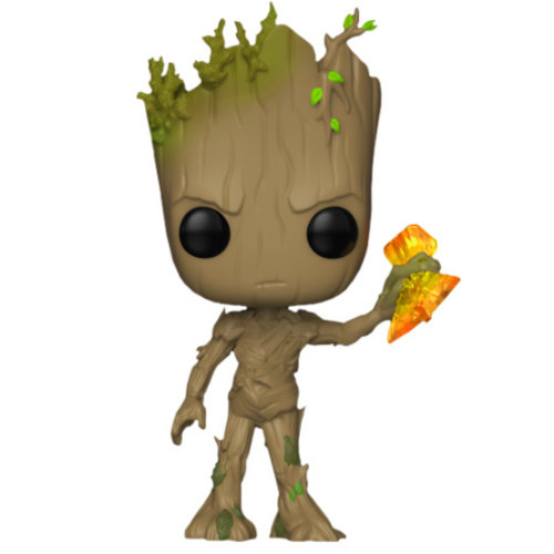 Funko Groot (with Stormbreaker) #416 (Avengers) POP! Marvel