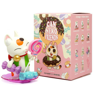 Pop Mart Can Neko Friends Sweet Series by Konatsu